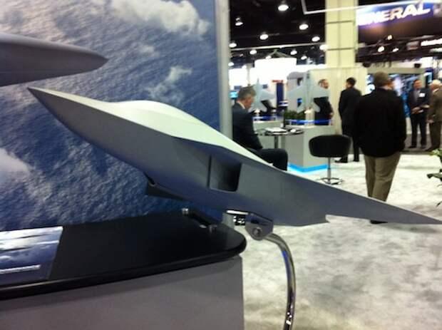 США создают новый истребитель в надежде превзойти российский Т-50
