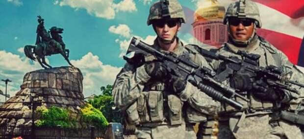 Украина приняла решение разместить войска США на своей территории