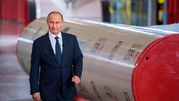 «Северный поток – 2» будет оплачивать Россия: преимущества и недостатки