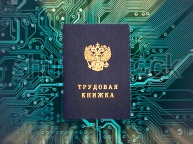Севастопольцы выбирают электронные трудовые книжки