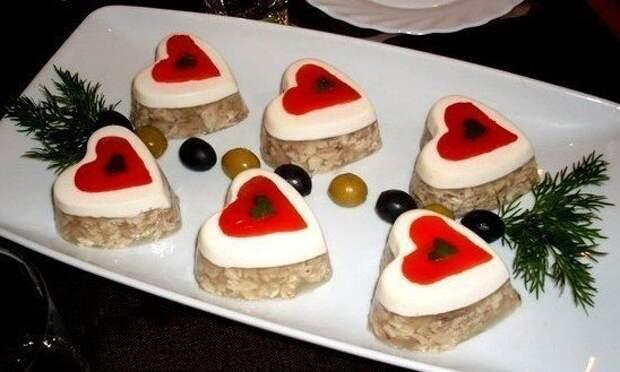 Шикарные идеи закусок для праздничного меню