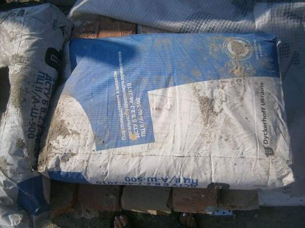 портланд цемент