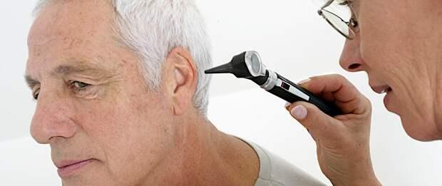 Диагностика шума в ушах/голове