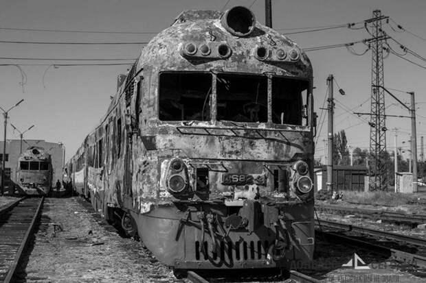 Украина может остаться без железной дороги