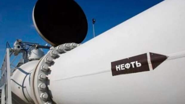 Вминус ушла экспортная цена российской нефти