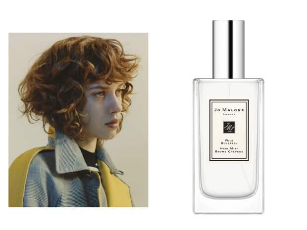 Духи для волос: девять лучших парфюмированных вуалей для укладки
