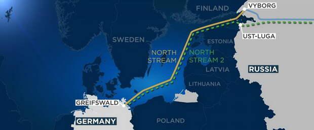 Киевский эксперт объяснил, почему при Байдене достроят «Северный поток-2»