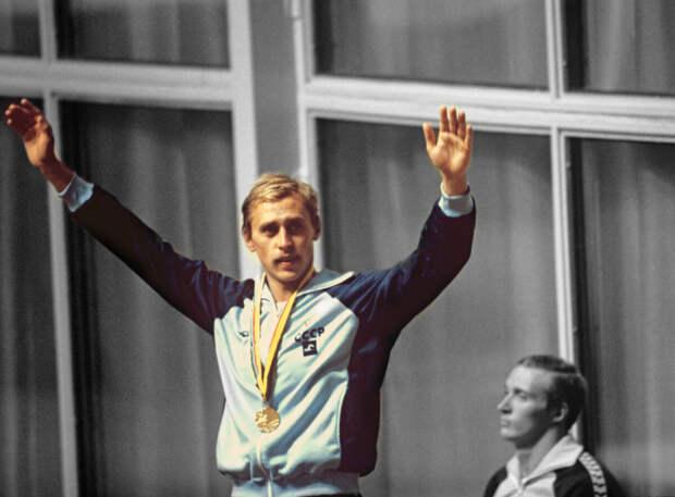 Великие победы Отечественного спорта. Пловец, которому не хватило чуть меньше секунды до мирового рекорда на Олимпиаде-80