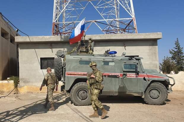 Жители северо-востока Сирии не одобряют строительство российской военной базы