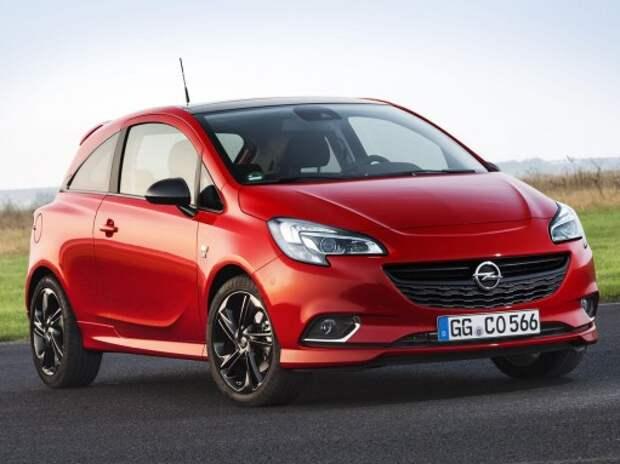 Opel Corsa получил новый мотор
