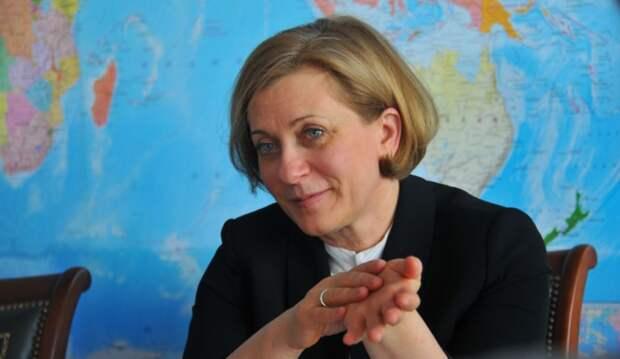 Главу Роспотребнадзора проверят на госизмену: Попова возомнила себя президентом