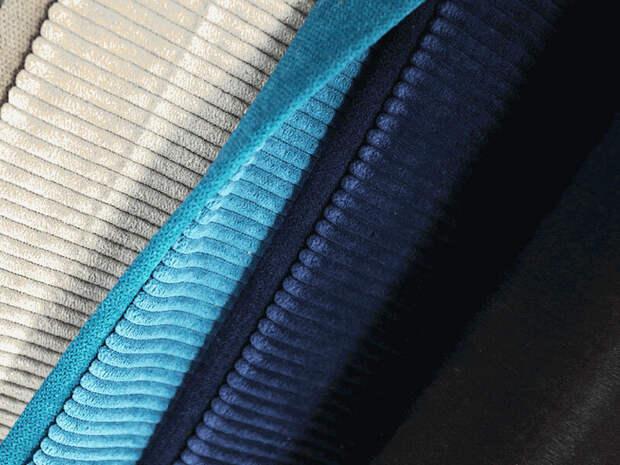 Мебельная ткань велюр или вельвет - особенности, отличия, сравнения двух материалов