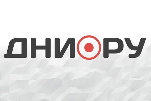 В Челябинске после взрыва загорелся пешеходный переход