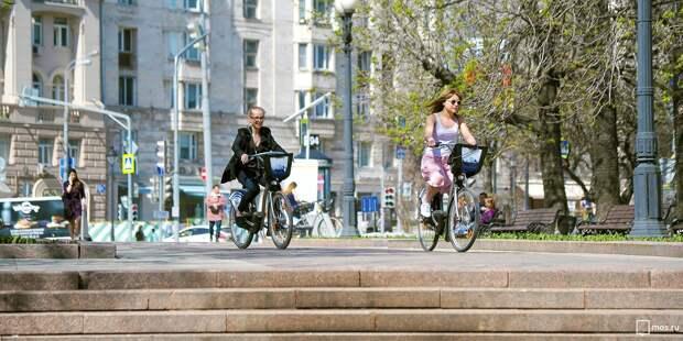 В Бабушкинском откроется четыре пункта проката велосипедов