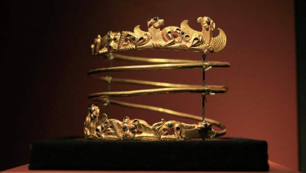 В судебные разбирательства по золоту скифов вступили ещё две стороны