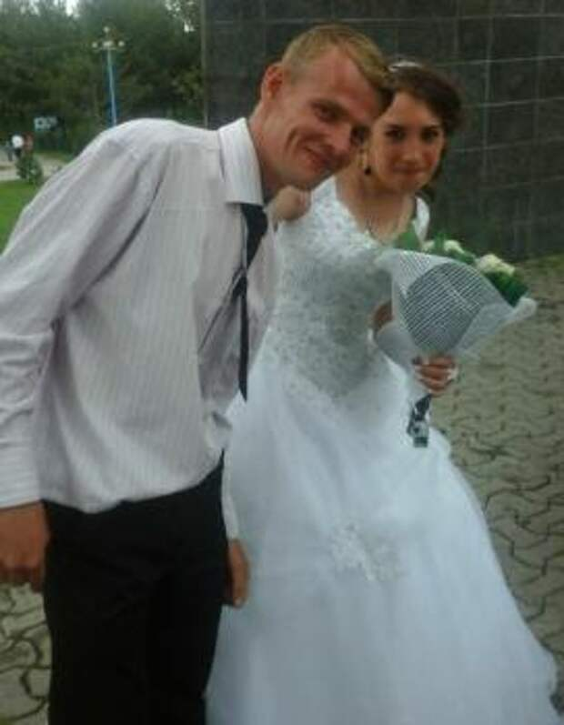 Смешные истории : Наша смешная свадьба