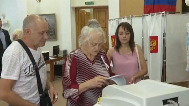 Явка на выборах в Госсовет Крыма выросла до 23,27%