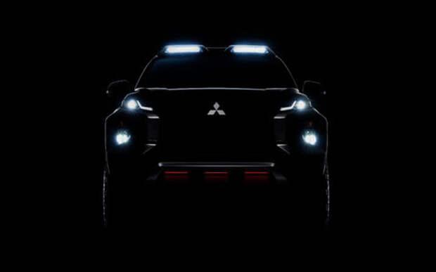 Стойкость за гранью: дизайнерская суперверсия Mitsubishi L200