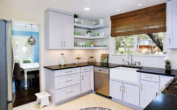Интерьер кухни от UB Kitchens
