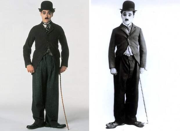 Копия и оригинал: кинообразы исторических личностей и их реальные прототипы