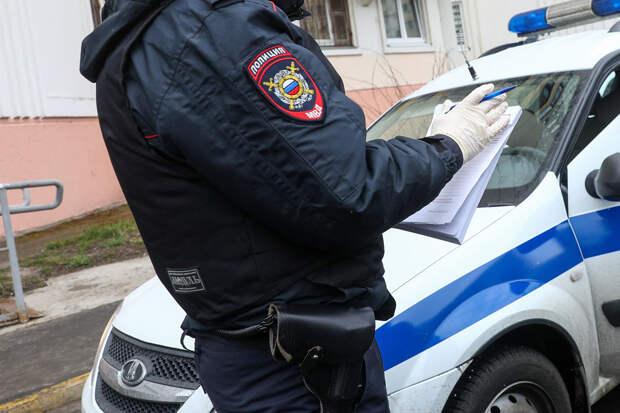 Московских полицейских заподозрили в аферах с квартирами