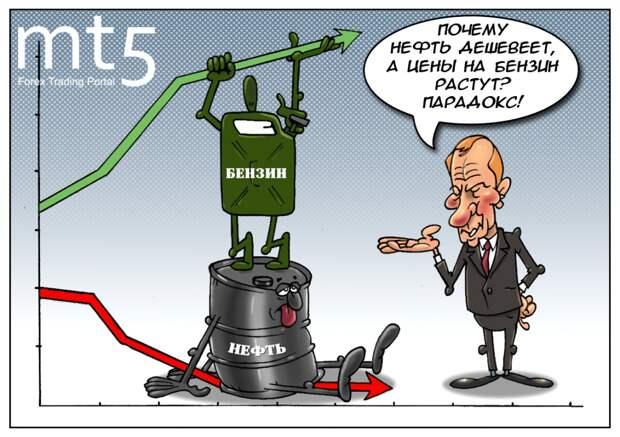 Как делают бензин из нефти. Сколько можно получить из литра + подробное видео