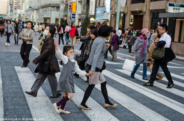 «Все на одно лицо»: как правильно определить китайца, японца и корейца