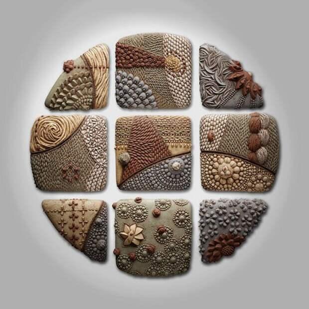 керамика художник Chris Gryder - 11