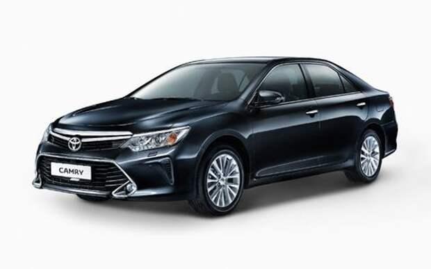 У Toyota Camry и Lexus ES обнаружены проблемы с «дыханием»