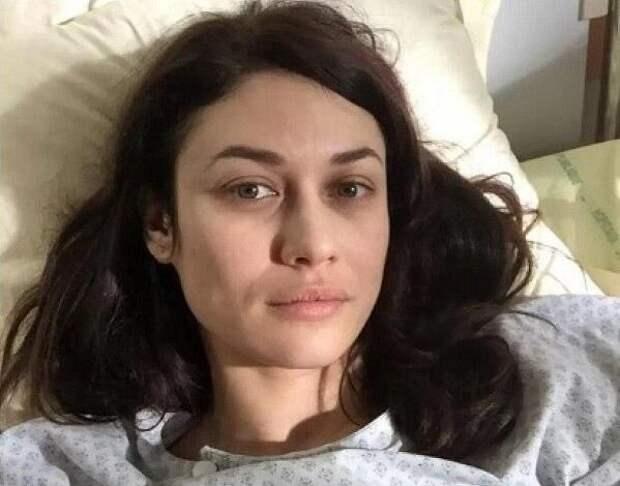 Украинская актриса Куриленко сообщила, как врачи Лондона лечили ее от коронавируса