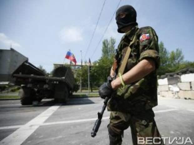 Боевики готовы открыть коридор после сдачи силовиками оружия