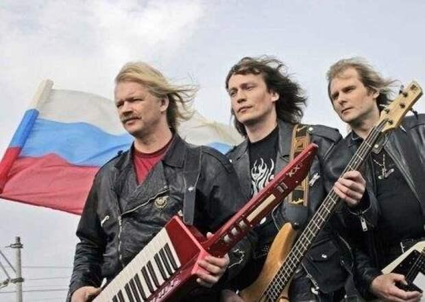 В Луганске на праздновании дня города выступила рок-группа «Земляне»