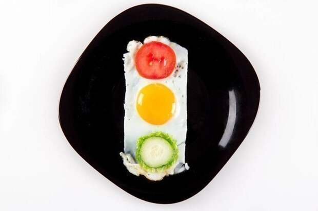 Светафор на завтрак