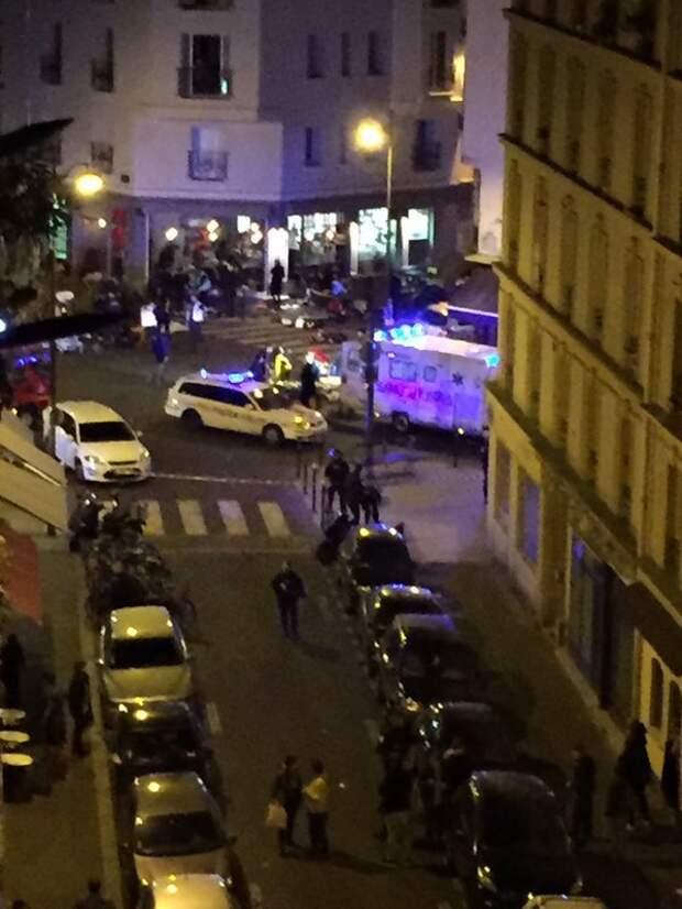 Множественный теракт и захват заложников в Париже — хронология событий