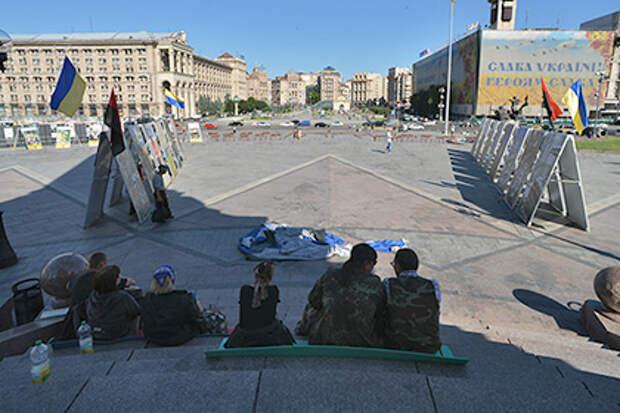 В безработице на Украине виновата Россиия