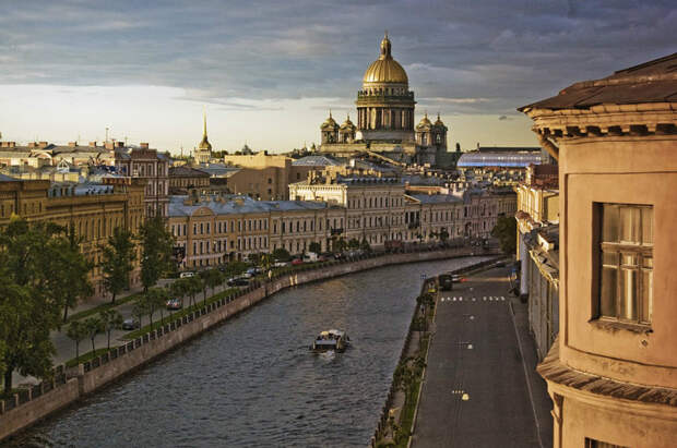 Интересные факты о Санкт-Петербурге