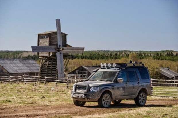 Land Rover Discovery: к поморам на промысел