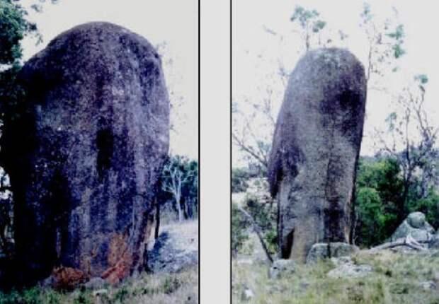 Австралия: следы древних цивилизаций?