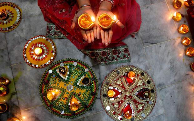 Дивали, яркий фестиваль огней