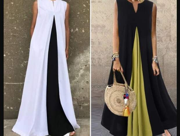 Как расширить платье