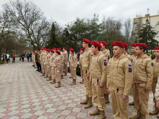 В Красноперекопске дали старт Вахте памяти поколений