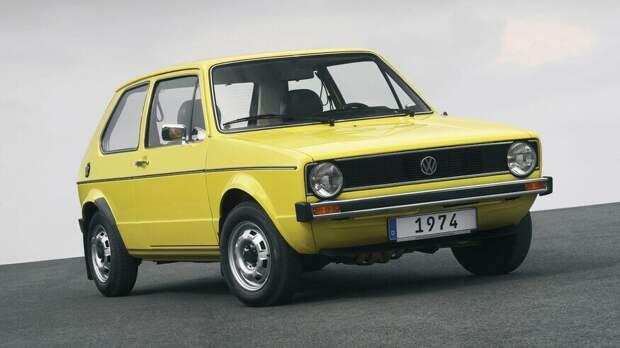 Производство Volkswagen Golf прекращено в Америке