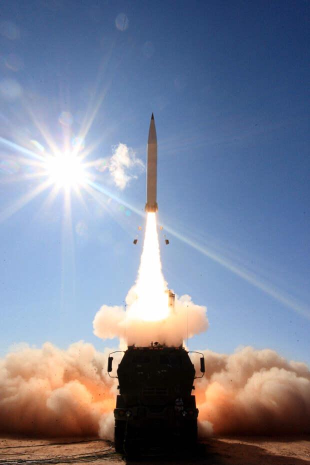 Прошли вторые лётные испытания американской ракеты PrSM