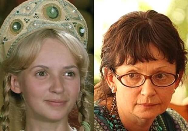 Татьяна Аксюта актеры, кино, сказка, фильм