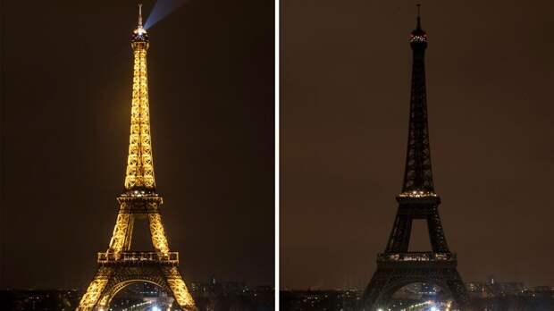 Как по всему миру прошел Час Земли