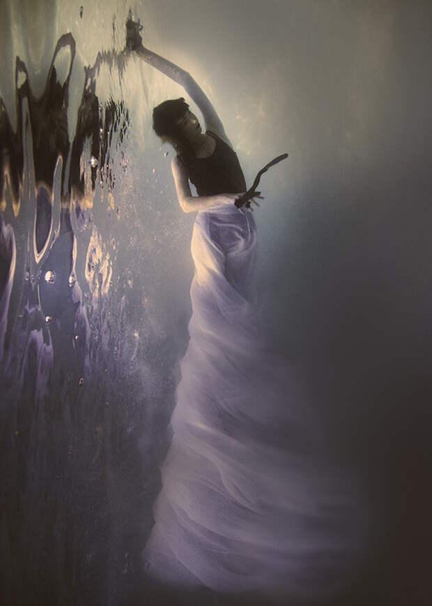 Невероятные портреты стирающие грань межу реальностью и снами