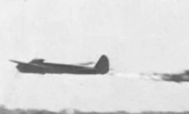 Самолет с огнеметом: немецкая защита от противника