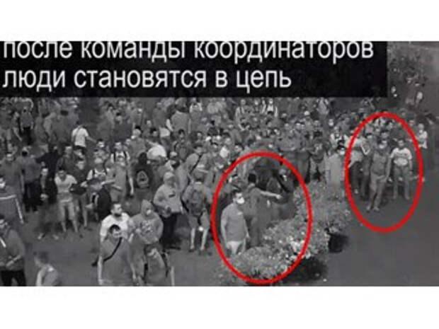 Кто направляет Бело-Майдан в Белоруссии. Анализ.