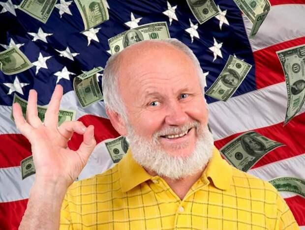 Счастливые» американские пенсионеры и «многострадальные» российские старики