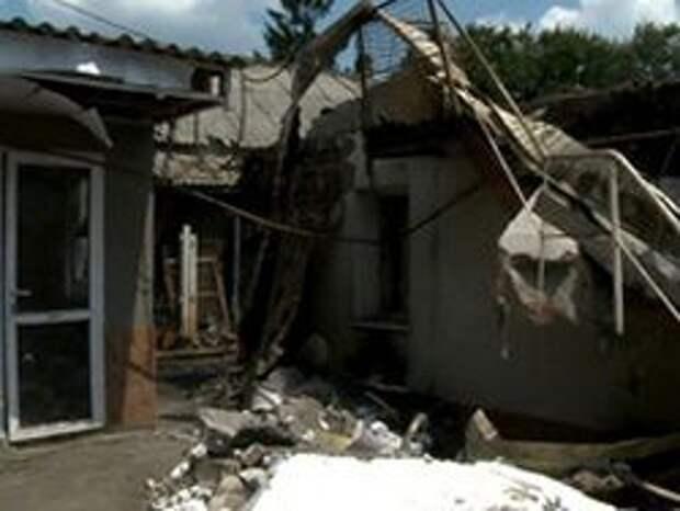 Новость на Newsland: Ночные бои на востоке: Донецк в огне, Луганск во тьме